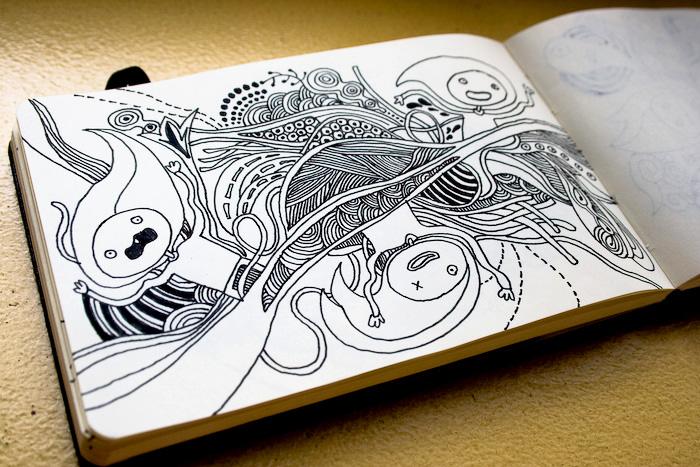 Grafikas 187 Visual Diary